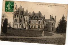 Courteilles - Chateau du Jarrier Facade - Courteilles
