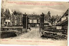 Environs de Lyons-la-Foret - La Fontaine du Hours (Ancien Chateau) - Lyons-la-Forêt