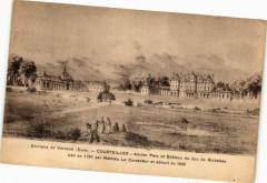 Environs de Verneuil - Courteilles - Ancien Parc et Chateau . - Courteilles
