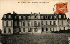 Glisolles - Le Chateau construit en 1753 - Glisolles