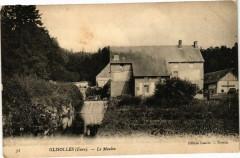 Glisolles - Le Moulin - Glisolles