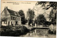 Hondouville - L'Iton au Moulin de la Halle - Hondouville