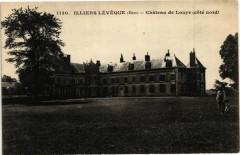 Illiers Lévéque - Chateau de Louye (Coté nord) - Louye