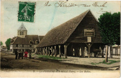 La Ferriere-sur-Risle - Les Halles - La Ferrière-sur-Risle