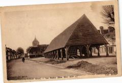 La Ferriere-sur-Risle - Les Halles (Mon.HiSaint-Xiv s.) - La Ferrière-sur-Risle