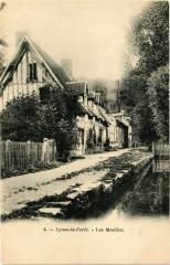 Lyons-la-Foret - Les Moulins - Lyons-la-Forêt