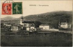 Cornod Vue générale - Cornod