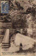 Bourg de Sirod - Barrage bydraulique et enntrée du Tunnel de - Bourg-de-Sirod