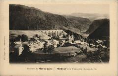 Env. de Morez Jura Morbier et le Viaduc du Chemin de Fer - Morbier