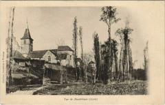 Vue de Domblans - Domblans
