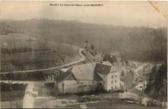 Moulin du Saut du Haut Pres Nozeroy - Nozeroy
