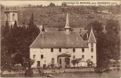 Ermitage de Mieges Pres Nozeroy - - Mièges