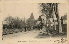 Arlay - Route de Bletterans Arrivée du V. C. L. - Arlay