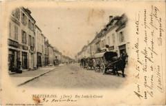 Bletterans- Rue Louis le Grand France- - Bletterans