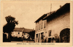 Aromas- Hotel de la Poste France- - Aromas