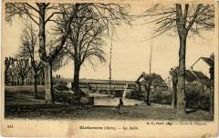 Bletterans- La Seille France- - Bletterans