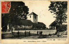 Saint Maur- Eglise France - Saint-Maur