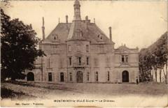 Montmirey la Ville- Le Chateau France - Montmirey-la-Ville