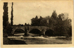 Domblans- Pont sur la Seille France - Domblans