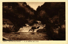 Bourg de Sirod- A la perte de l'Ain France - Sirod