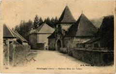 Gevingey- Chateau Droz des Villars France - Gevingey