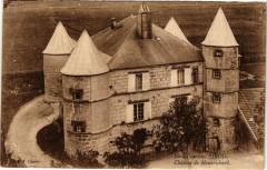 Sirod - Chateau de Montrichard - Sirod