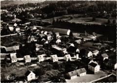 Montmorot Vue générale aerienne - Montmorot