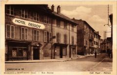 Moirans-en-Montagne Rue Pasteur - Moirans-en-Montagne