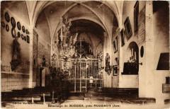 Nozeroy Ermitage de Mieges - Nozeroy