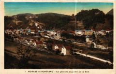 Moirans-en-Montagne Vue générale et quartier de la Gare - Moirans-en-Montagne