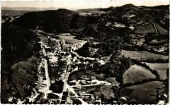 Moirans-en-Montagne Vue générale aerienne - Moirans-en-Montagne