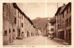 Moirans-en-Montagne Rue du Jura - Moirans-en-Montagne