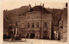 Moirans-en-Montagne Hotel de Ville - Moirans-en-Montagne