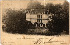 Env.de Moirans Le Chateau de Jeurre - Jeurre