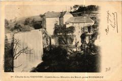 Nozeroy Cascade au Moulin du Saut Chute de la Serpentine - Nozeroy