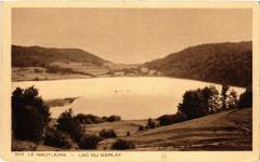 Le Haut Jura Lac du Marlay - Arlay