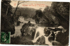 Bourg de Sirod-Perte de l'Ain - Bourg-de-Sirod