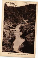 Bourg de Sirod-Cascade de l'Ain - Bourg-de-Sirod