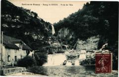 Env. de Nozeroy-Bourg de Sirod-Porte de l'Ain - Bourg-de-Sirod
