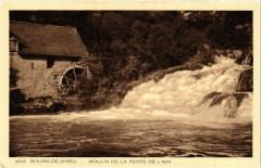 Bourg-De-Sirod - Moulin de la Perte de l'Ain - Bourg-de-Sirod