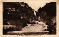 Bourg de Sirod - Cascade de l'Ain - Bourg-de-Sirod
