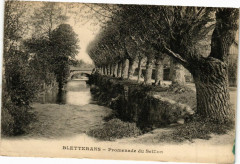 Bletterans - Promenade de Seillon - Bletterans