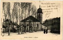 Arlay - Eglise - Arlay