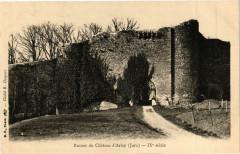 Ruines du Chateau d'Arlay - Arlay