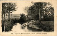 Villevieux - Un coin de-la-Riviere au Gravier - Villevieux