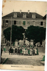Bletterans - Ecole des Filles - Bletterans