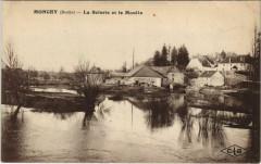 Moncey - La Scierie et le Moulin - Moncey