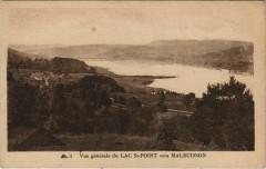 Malbuisson - Lac Saint-Point - Malbuisson