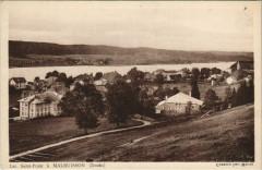 Malbuisson - Le Lac Saint-Point - Malbuisson