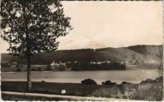 Malbuisson - Le Lac. Vu depuis Saint-Point - Malbuisson
